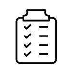 Planning Vector Icon Sign Icon Vector Illustration For Personal And Commercial Use... Clean Look Trendy Icon...